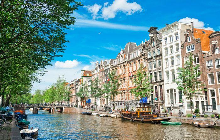 Foto de Amsterdã Holanda