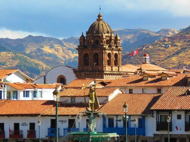 destinos na América do Sul para o Réveillon