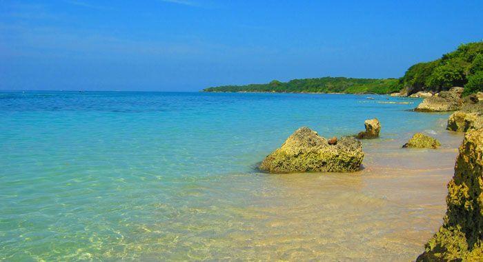 Cartagena praia