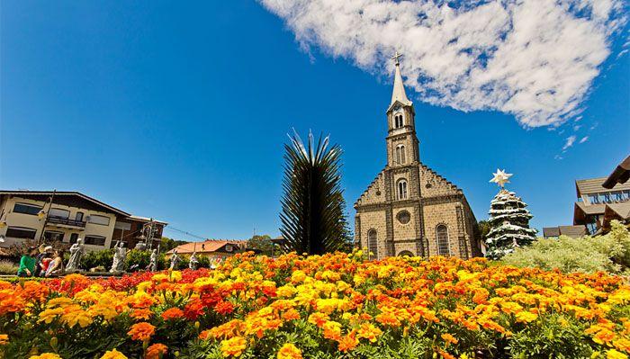 Igreja em Gramado RS