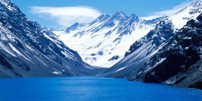 montanhas santiago chile