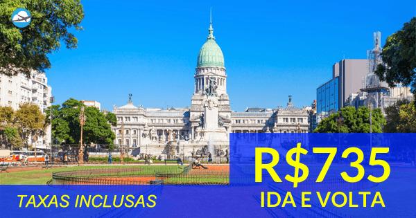 argentina promoção de passagens aéreas