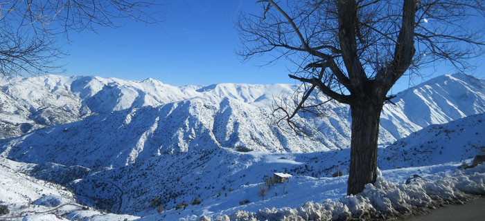 neve em santiago chile