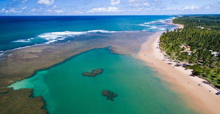 nordeste do brasil praia