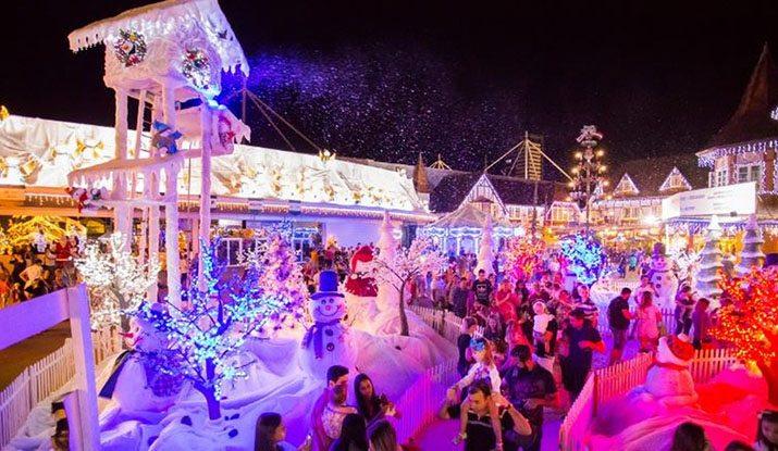 Natal em Blumenau