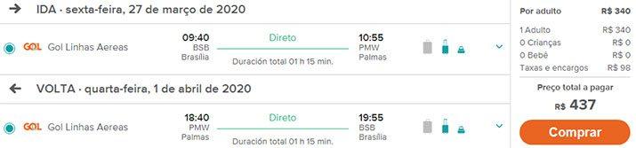 passagens gol brasil